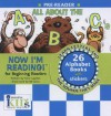 Now I'm Reading!: All About the ABCs - Nora Gaydos