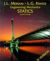 Engineering Mechanics Dynamics 5th Edition Si Version with Engineering Mechanics Statics 5th Edition Si Version Set - J.L. Meriam