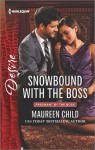 Snowbound With The Boss - Maureen Child
