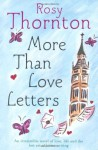 More Than Love Letters - Rosy Thornton