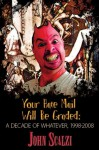 Your Hate Mail Will Be Graded - John Scalzi