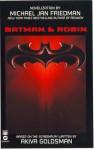 Batman & Robin - Michael Jan Friedman, Akiva Goldsman