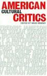 American Cultural Critics - David Murray