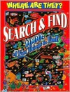 Where are They? Search and Find (Red Edition) - Tony Tallarico