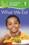 What We Eat - Brenda Stones