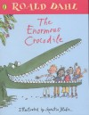The Enormous Crocodile (Picture Puffins) - Quentin Blake