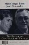The Review Of Contemporary Fiction (Spring 1997): Mario Vargas Llosa / Josef Skvorecky - John O'Brien, Johnny Payne