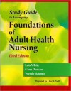 Studyware for White/Duncan/Baumle's Foundations of Adult Health Nursing, 3rd - Lois White, Gena Duncan, Wendy Baumle