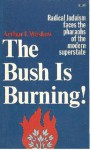 The Bush Is Burning: Radical Judaism Faces the Pharaohs of the Modern Superstate - Arthur I. Waskow