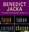 The Alex Verus Novels, Books 1-4 - Benedict Jacka