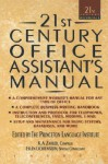 21st Century Office Assistants Manual - The Philip Lief Group, Princeton Lang Inst