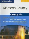 Alameda County, California Atlas - Thomas Brothers Maps