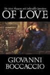 The Most Pleasant and Delectable Questions of Love - Giovanni Boccaccio