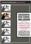 Successful High School Inclusion - Marilyn Friend