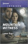 Mountain Witness (Tennessee SWAT Book 1) - Lena Diaz