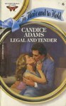 Legal and Tender - Candice Adams