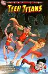 Teen Titans: Year One - Amy Wolfram, Karl Kerschl, Serge LaPointe, Steph Peru, John Rauch
