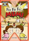 Project X: Working As A Team: Fee Fie Fo...Mum! - Garry Parsons