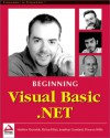 Beginning Visual Basic .NET - Matthew Reynolds, Richard Blair, Jonathan Crossland