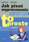 Jak pisać wypracowania dla gimnazjalistów - Ewa Biernacka, Herman Wilga