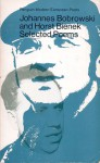 Selected Poems: Johannes Bobrowski and Horst Bienek (Penguin Modern European Poets) - Johannes Bobrowski, Horst Bienek