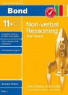 Bond 11+ Test Papers Non Verbal Reasoning (Bond Assessment Papers) - Andrew Baines