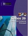 Series 26 Investment Company Principal - Culinary Institute of America