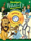 Denslow's Wizard of Oz Illustrations CD-ROM and Book - Ted Menten