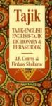 Tajik-English/English-Tajik Dictionary & Phrasebook (Hippocrene Dictionary & Phrasebook) - Joseph Conroy