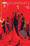 Illuminati (2015-) #2 - Joshua Williamson, Shawn Crystal, Riley Rossmo