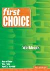First Choice Workbook - Ken Wilson