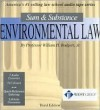 Environmental Law: Sum & Substance - William H. Rodgers
