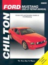 Ford Mustang: 2005 through 2007 (Chilton's Total Car Care Repair Manual) - Mike Stubblefield