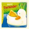 Mein Guckloch-Fühlbuch - Meine Tierkinder - Sandra Grimm