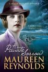 A private sorrow - Maureen Reynolds