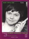 Music Minus One Flute: Advanced Flute Solos, Vol. V (Book & CD) - Doriot Dwyer, Walter Piston, Henri Dutilleux, Fredrik Wanger