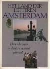 Het Land der letteren: Amsterdam - Tilly Hermans