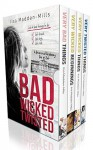 BAD WICKED TWISTED: A Briarcrest Academy Box Set - Ilsa Madden-Mills