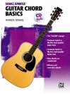 Guitar Chord Basics [With CD] - Aaron Stang