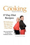 17 Day Diet Recipes - M. Smith, R. King