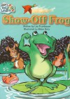 Steck-Vaughn Pair-It Turn and Learn Fluency 4: Big Book Life on Land, Water, and Air/Show-Off Frog - STECK-VAUGHN