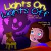 Childrens eBook: Lights on, Lights Off, a bedtime story - Nicole J Foster, SugarSnail