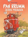 Pan Brumm jedzie pociągiem - Daniel Napp