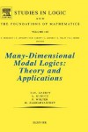 Many-Dimensional Modal Logics: Theory and Applications - Dov M. Gabbay, A. Kurucz