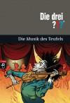 Die drei ??? - Musik des Teufels - André Marx, Christian Strohkirch, Thilo Krapp