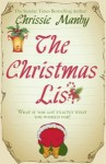 The Christmas List - Chrissie Manby