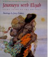 Journeys with Elijah: Eight Tales of the Prophet - Barbara Diamond Goldin, Jerry Pinkney