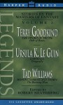 Legends Vol. 3 - Frank Muller, Ursula K. Le Guin, Terry Goodkind, Robert Silverberg, Tad Williams, Sam Tsoutsouvas, Kathryn Walker