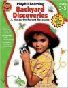 Backyard Discoveries: A Hands-On Parent Resource [With Stickers] - Vincent Douglas