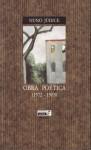 Obra Poética (1972 - 1985) - Nuno Júdice